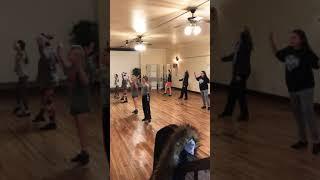 Tuesday Beginner Tap - full dance