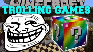 /minecraft runescape trolling games lucky block mod modded mini game