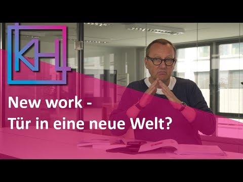 New work - Tür in eine neue Welt?