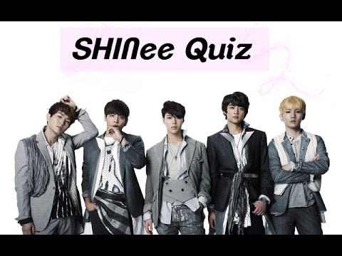 SHINee Quiz (Guess the song, member, voice etc.)
