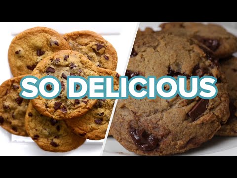 Chocolate Chip Cookie Recipes You Need To Bake Now ?Tasty