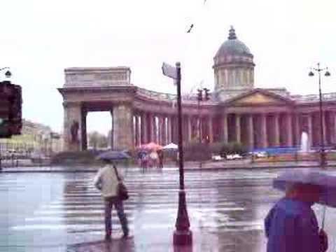 Ленинград сентябрь 2006 Невский проспект