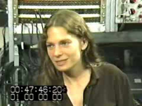 Laurie Spiegel Bell Labs Interview 1984