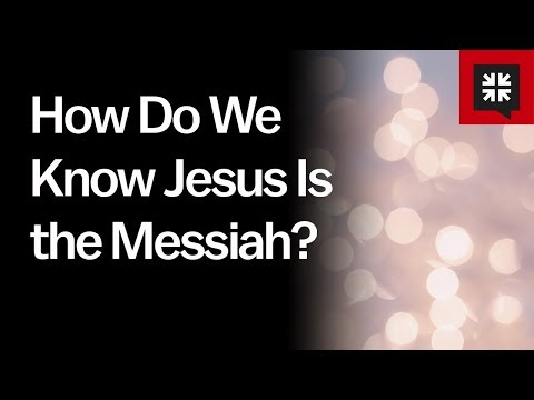 How Do We Know Jesus Is the Messiah? // Ask Pastor John