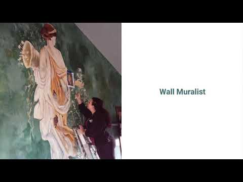 San Francisco Muralist