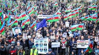 Митинг оппозиции в Баку: «Освободи!»