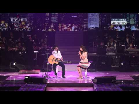 SNSD 少女時代 SeoHyun ♥ Falling Slowly (OST.Once) & You Raise Me Up Live HD