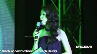 Key moment - Lễ kỷ niệm 30 năm thành lập Vietcombank Chi nhánh Hà Nội - Veba Group