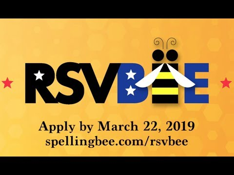 Scripps National Spelling Bee introduces opportunities with RSVBee.
