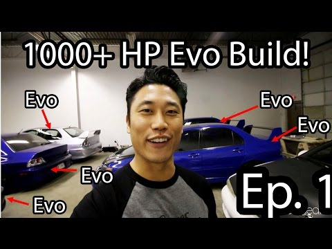 1000+ WHP EVO Build! - F&S Motorsports Intro - Ep.1