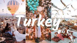 Turkey was CRAZY! Istanbul & Cappadocia Travel Vlog