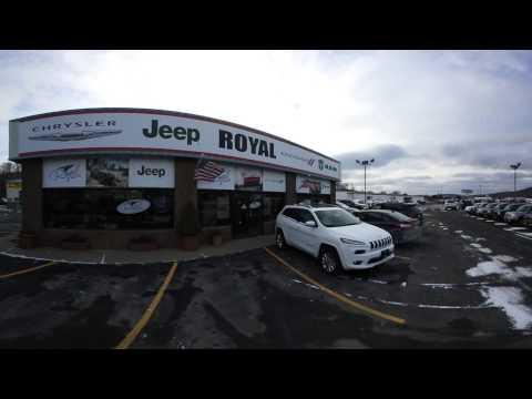 Royal Oneonta - Jeep Renegade 360