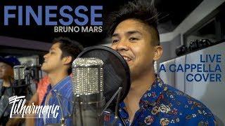 Finesse - Bruno Mars: The Filharmonic (Live One-Take A Cappella Cover)