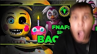 Game Theory REACTION: 3 NEW FNAF Security Breach Theories!