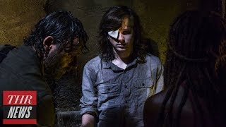 'Walking Dead': Andrew Lincoln, Scott M. Gimple on Midseason Premiere, Rick's Future | THR News