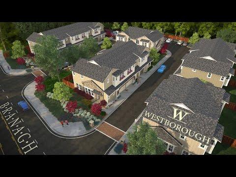 Westborough Townhomes - Virtual Tour Architectural Animation