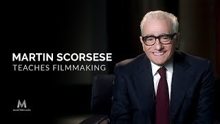 Martin Scorsese Teaches Filmmaking | Official Trailer