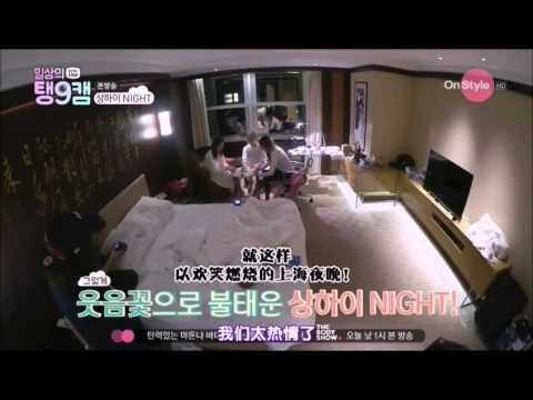 Seohyun funny moments with her unnies