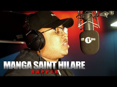 Manga Saint Hilare - Fire In The Booth (part 1)