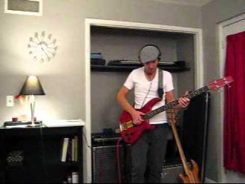 Duran Duran- New Religion- Bass Cover