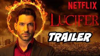 Lucifer Season 5 Trailer Netflix 2020 and Justice League Dark Easter Eggs