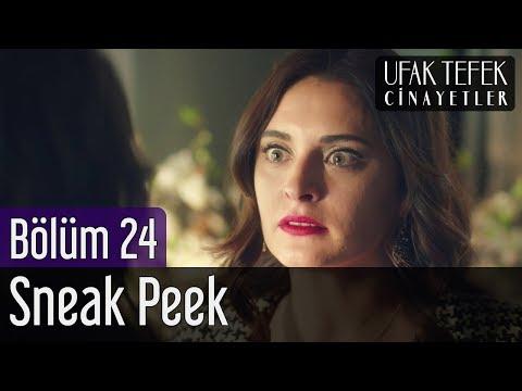 Ufak Tefek Cinayetler 24. Bölüm - Sneak Peek