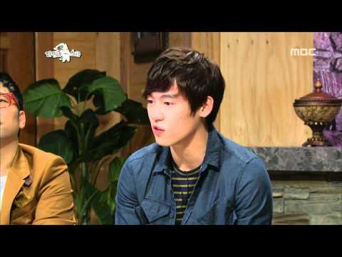 The Radio Star, Lee Jeok(1), #16, 정재형, 이적, 존박(1) 20110824