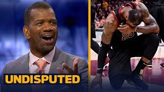 Rob Parker: LeBron James will never win a championship in Los Angeles   NBA   UNDISPUTED