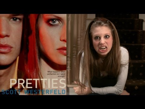 Pretties By Scott Westerfeld Booktalk With Xtinemay Ep