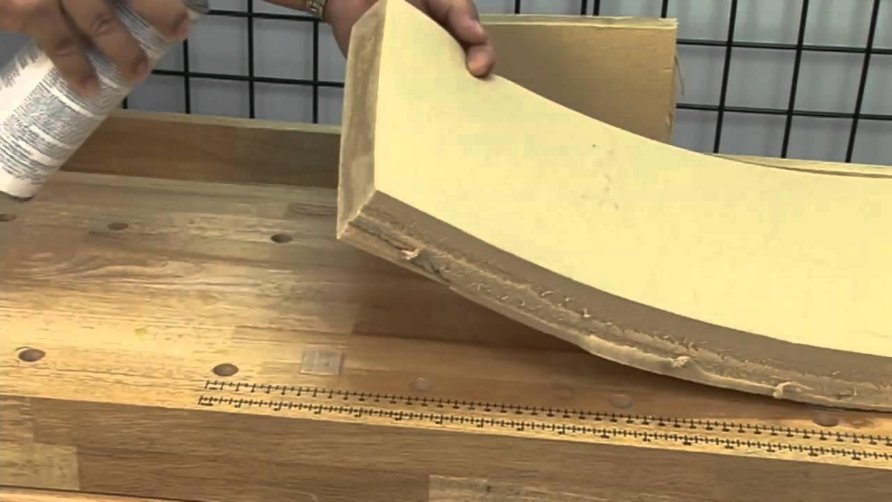 3m Super Trim Spray Adhesive Gluing Foam Youtube
