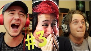 TRY NOT TO LAUGH CHALLENGE!!! #3 MARKIPLIER  | Reaction Video |