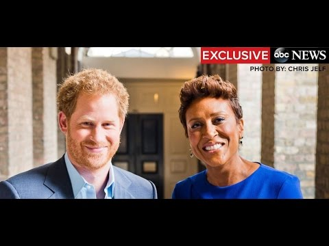 Prince Harry Opens up on Inspiration for Invictus Games