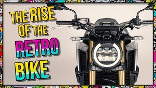 The Rise of the Retro Bike - My Thoughts on the Neo-Retro Wave