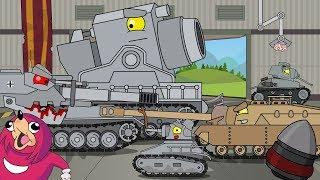 Рождение монстра ВСЕ СЕРИИ Мультики про танки