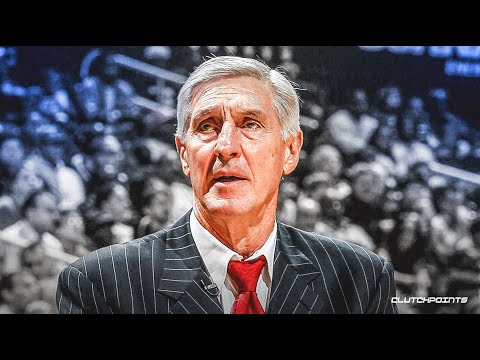 BREAKING NEWS: JERRY SLOAN PASSES AWAY AT 78 YEARS OLD