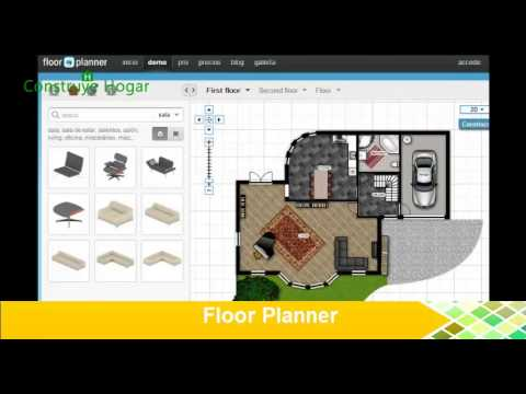 Programas para dise ar casas en 3d gratis youtube for Architetto 3d gratis