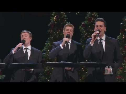 God Rest Ye Merry, Gentlemen - The King's Singers & the Mormon Tabernacle Choir