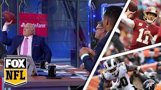 FOX NFL crew break down Week 6 Redskins, Rams | FOX NFL
