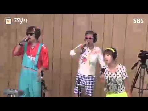 [SBS]컬투쇼, 비몽, 코요태 라이브