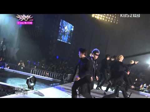 【HD 120831 Music Bank】Super Junior - SPY