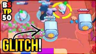 MOVING SAFES NEXT TO EACH OTHER!? Brawl Stars Top Plays #50