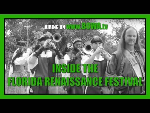 INSIDE THE FLORIDA RENAISSANCE FESTIVAL (Season 4, Episode 8)