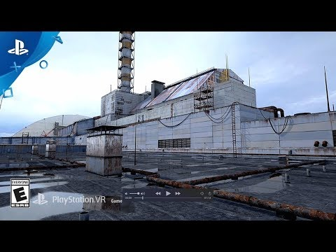 Chernobyl VR Project Trailer