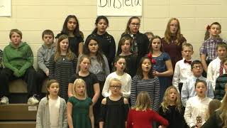 Murray Park & Quest Elementary Holiday Concert in Ripon, Wisconsin