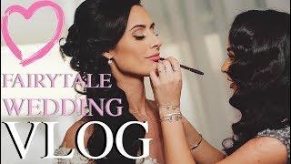 MY SISTERS FAIRYTALE WEDDING | Follow Me Around