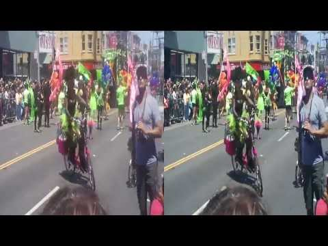 Bubble Bike at Parade Youtube 3D (YT3D:Enable=True)