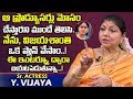 On Vijayashanthi's advise, I bought a shopping complex, reveals actress Y Vijaya