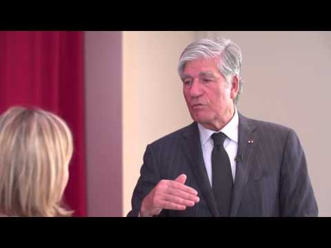 Interview with Maurice Lévy - Publicis Groupe Q1 2016 Results