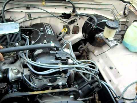 Nissan Z24 Header.AVI - YouTube
