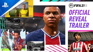 Fifa21 :  bande-annonce
